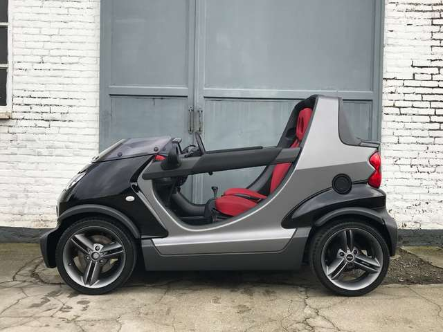 Smart crossblade 0.6 Turbo Auto # 1413 / 2000 *Collector * 4900KM !