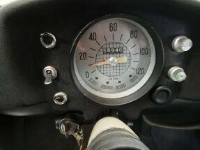 "Fiat 500 110 F Francis Lombardi ""My car"" full restauration"