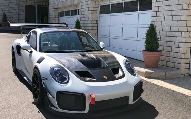 Porsche 911 3.8 GT2 RS CLUBSPORT Bi-Turbo PDK