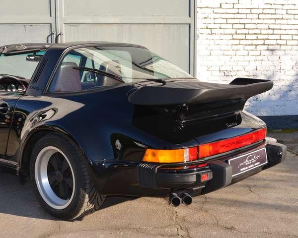 Porsche 930 TURBO 3.3 L TARGA *** BELGIAN CAR*** FULL HISTORY