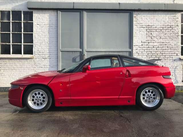 Alfa Romeo SZ SPRINT ZAGATO Coupé 3.0 L  IL MOSTRO ROSSO #898