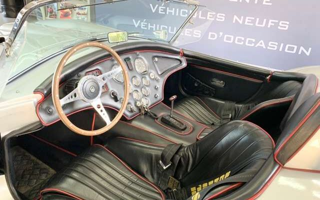 AC Cobra Châssis CSX...