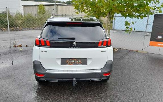 Peugeot 5008 2.0HDi GT Line*GARANTIE*7 PLACES*FULL OPTIONS*LED*
