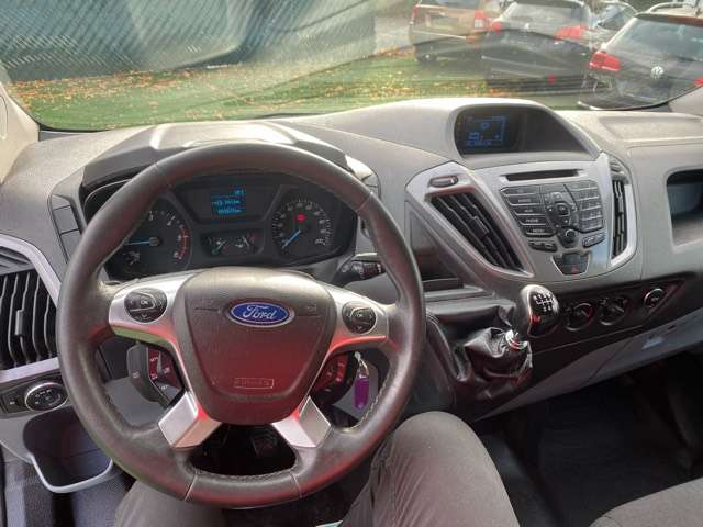 Ford Transit Custom 2.2 TDCI°LICHTE VRACHT°91100KM°EURO5