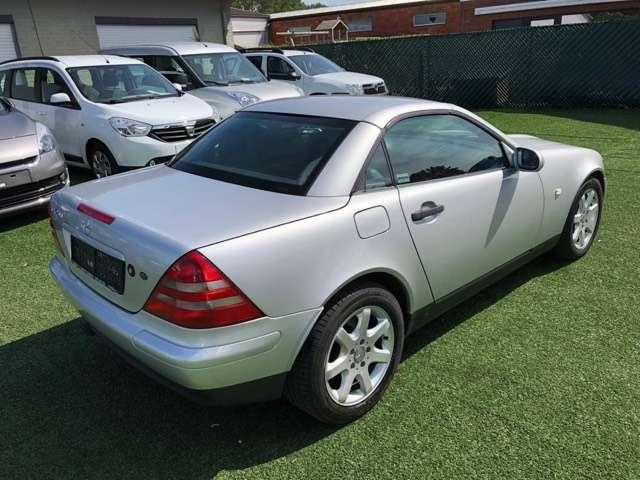Mercedes SLK 200 CABRIO°ZO MEENEMEN°279000KM°