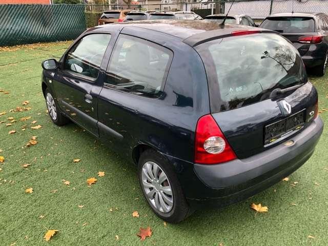 Renault Clio 1.2i Authentique°HAGELSCHADE°HAILDAMAGE