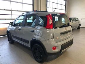 Fiat Panda 4x4 + Airco