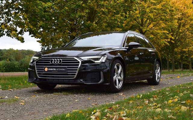 Audi A6 45 TFSI S-Line S tronic / MATRIX / NAVI / CAMERA