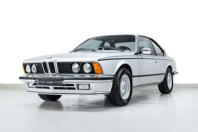 BMW n-a CSi - Fully refurbished - Matching numbers