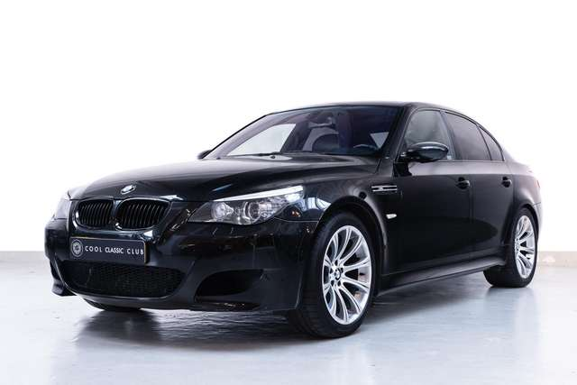 BMW M5 - Manual - Dealer Maintained