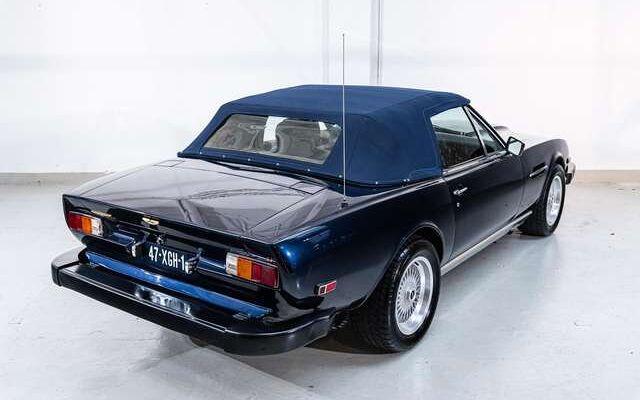 Aston Martin Volante V8 5.7 - Collector's Item