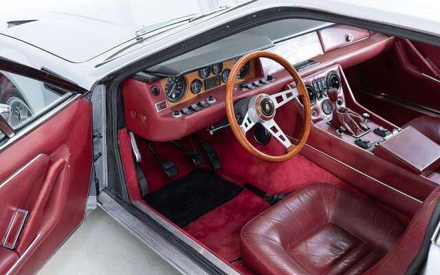 Lamborghini Ander Jarama Unique 1/176 - Collectors item