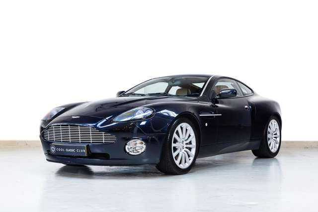 Aston Martin Vanquish V12 5.9 - NL Delivered - Dealer maintained