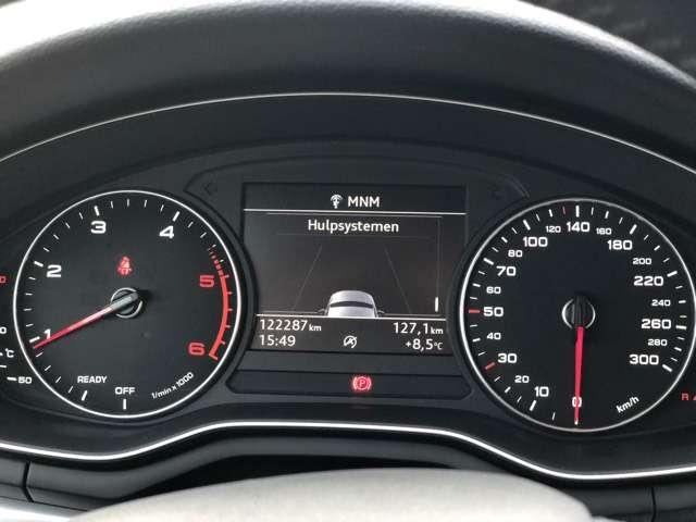 Audi A4 2.0 TDi/12-2016/122dkm/leder/navi/cruise/pdc
