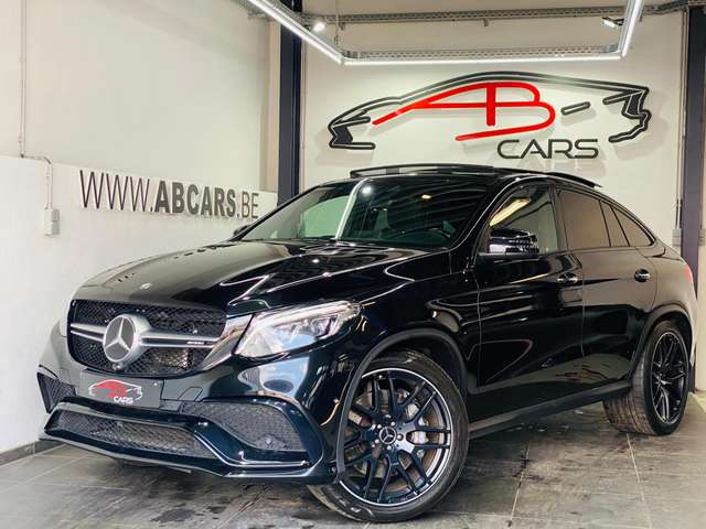 Mercedes GLE 63 AMG COUPE 4-Matic * BELGIUM CAR * GAR 12 M *