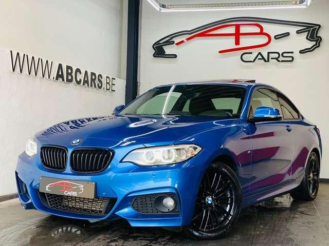 BMW 218 DA * GAR 12 M * GPS PROF * TOIT OUVRANT *