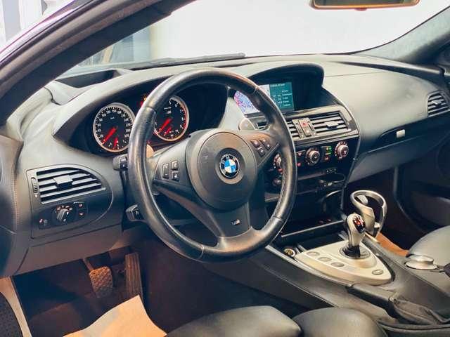 BMW M6 5.0i V10 40v * 1er prop* carnet * 100% belges *