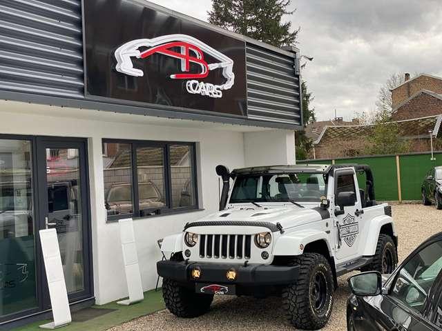 Jeep Wrangler 2.8 CRD Sport * CABRIO * 4x4 * Gar 12 M * 55MKM