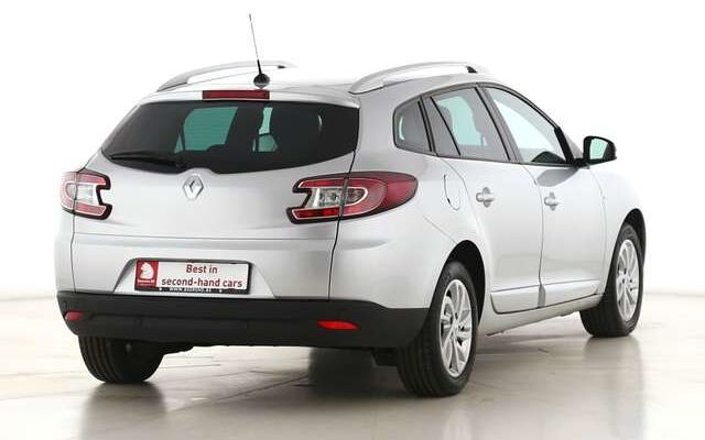 Renault Megane GRANDTOUR LIMITED 1.5DCI ENERGY + GPS + PDC + CRUI