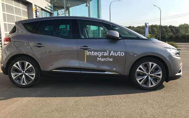 Renault Scenic 1.7 Blue dCi Intens EDC (EU6.2)