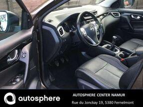 Nissan Qashqai TEKNA+CUIR+TOIT PANO