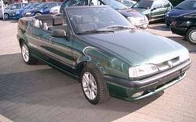 Renault R 19 1.8i CABRIO AUTOMAAT