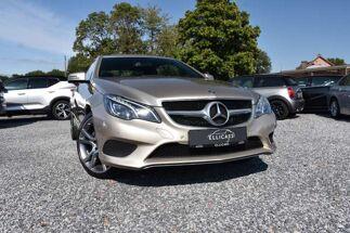 Mercedes E 200 COUPE / BENZINE / AUTOMAAT / SPORT PAKKET / GPS