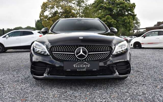 Mercedes C 200 ** VERKOCHT **