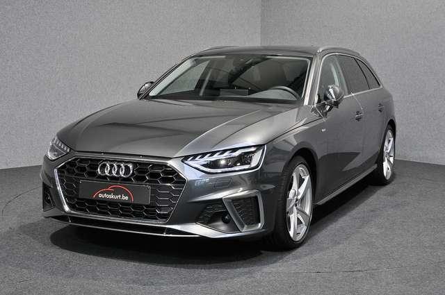 Audi A4 40 TFSI S line - Matrix - Pano dak
