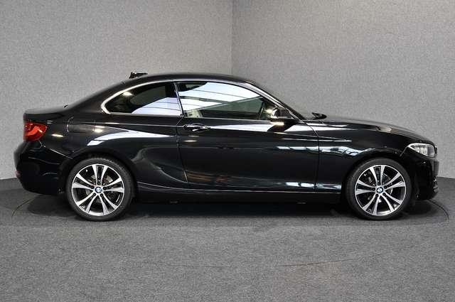 BMW 218 2 COUPE - Sportline - Hifi - open dak