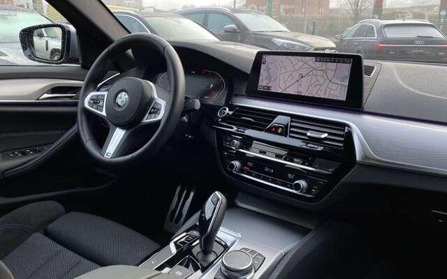 BMW 520 520d M-Sport