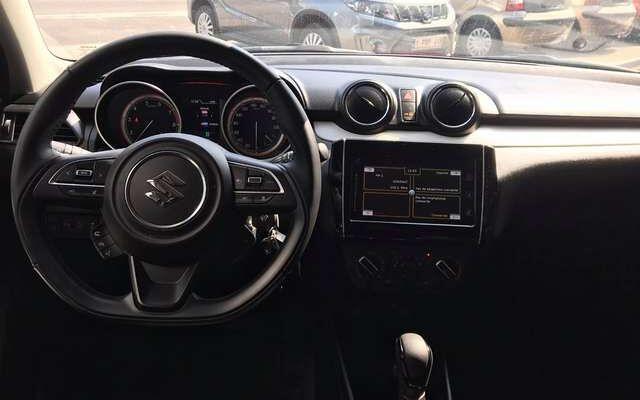 Suzuki Swift 1.2i GLX CVT (EU6d-TEMP)