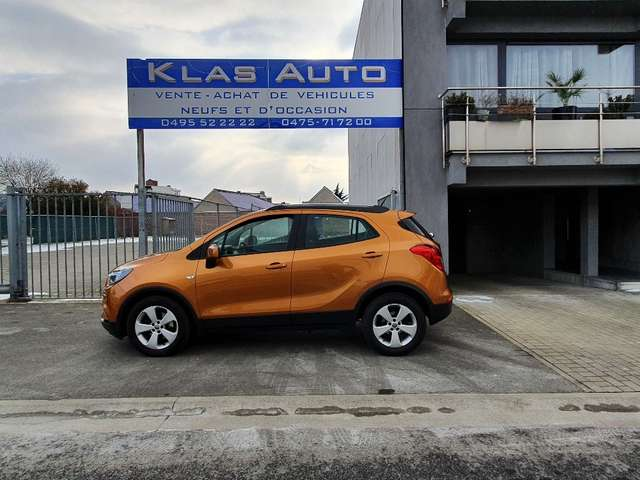 Opel Mokka X 1.6 CDTI, NAVIGATION+CAMERA // EURO 6 //