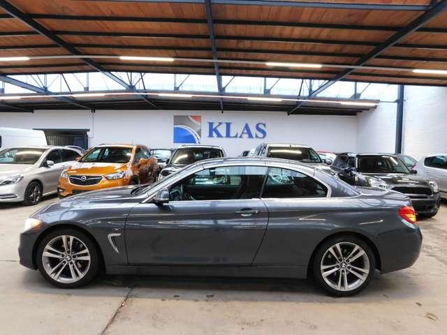 BMW 420 D CABRIO,BOÎTE AUTO+CUIR SPORT+GPS+XENON+++