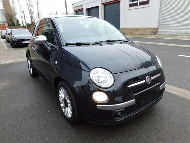 Fiat 500 1.2i? GPS+CLIM+TOIT PANO // 42.000 kms avec carnet