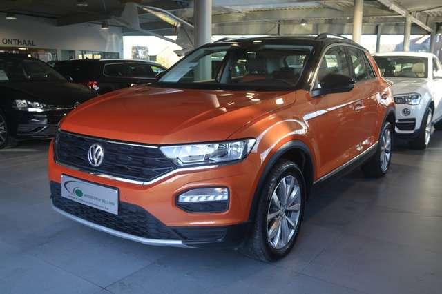 Volkswagen T-Roc 1.0 TSI / LEDER / NAVI / NIEUWSTAAT