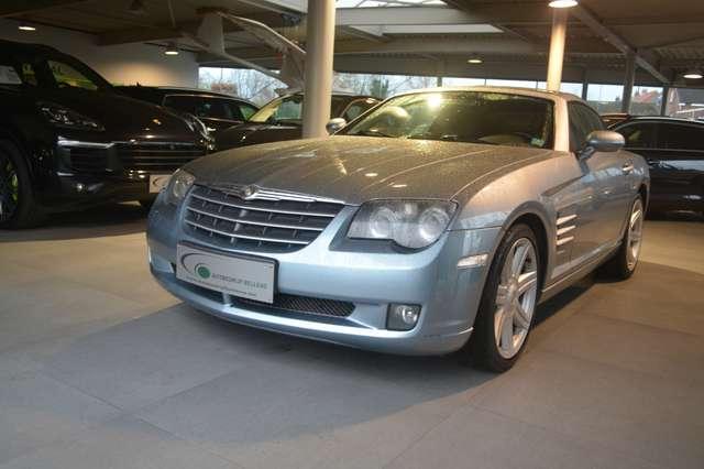 Chrysler Crossfire 3.2i V6 18v Limited AutoStick AUTOMAAT / LEDER