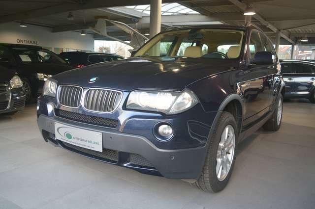 BMW X3 2.0 d xDrive20 LEDER / NAVI / MOOIE STAAT