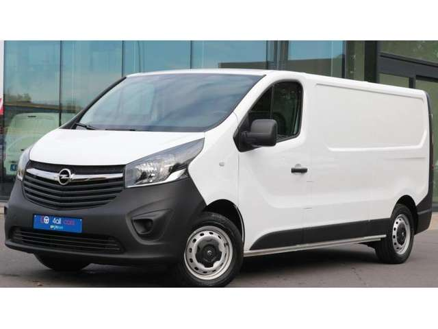 Opel Vivaro L2H1 EDITION UK 1658 *TREKHAAK