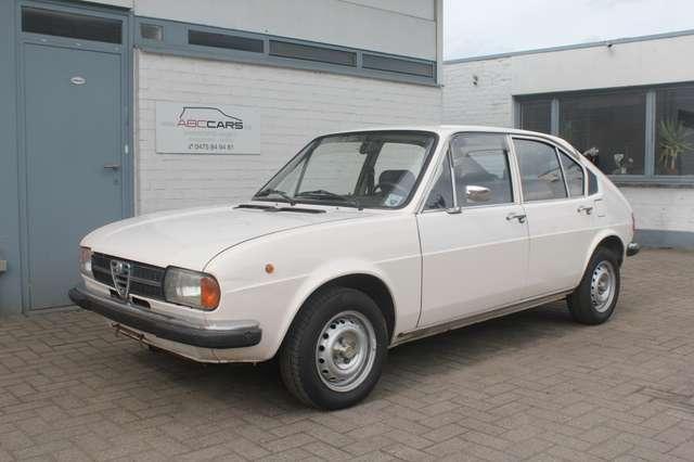 Alfa Romeo Alfasud 1200  in originele staat / Original Condition