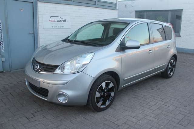 Nissan Note 1.5 dCi Tekna slechts 58122 km + Garantie