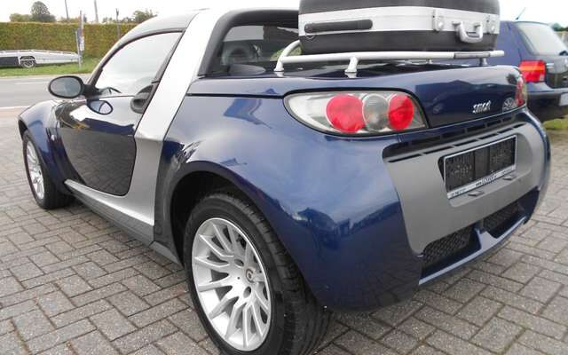Smart roadster 0.7 Turbo Softouch