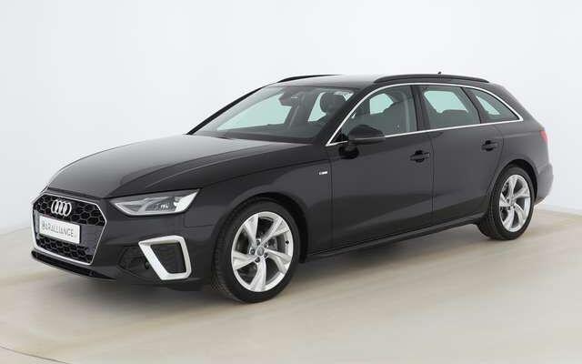 Audi A4 Avant S line 35TFSI STRONIC Virtual LED SGS CH KEY