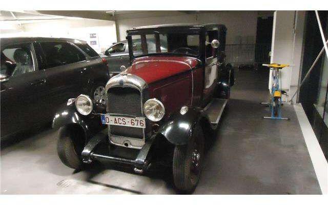 Citroen C4 BWJ 1930