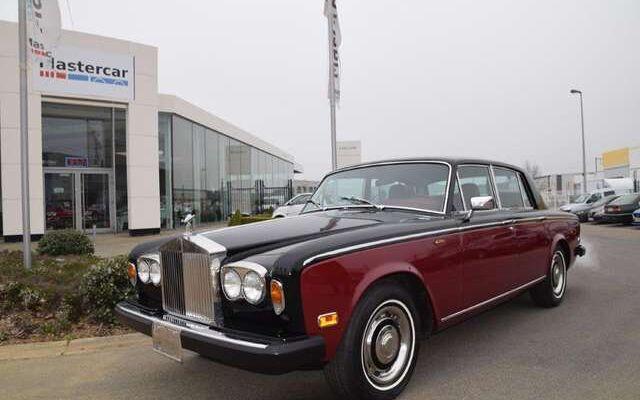 Rolls-Royce Silver Shadow SILVER SHADOW