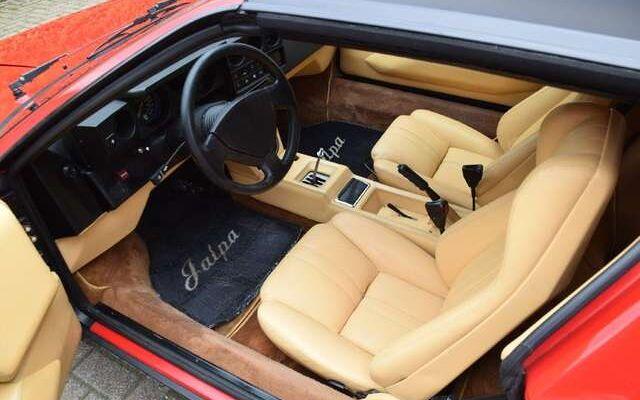 Lamborghini Jalpa JALPA P350 V-8