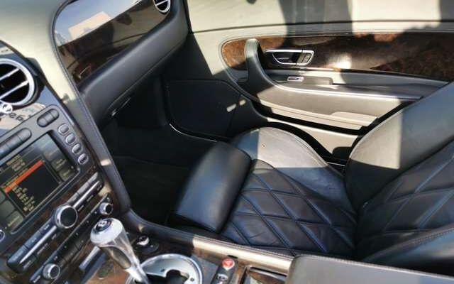 Bentley Continental CONTINENTAL GTC CABRIO V12