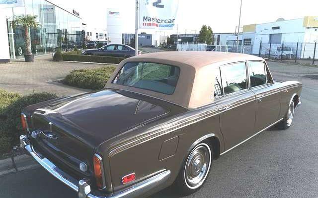 Rolls-Royce Silver Shadow SILVER SHADOW I