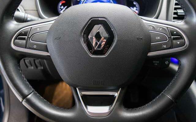 Renault Talisman Break 1.6 dCi Energy Intens EDC - LEDER / NAVI /CC