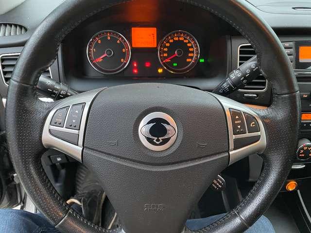 SsangYong Korando 2.0 e-XDi200 Sapphire 4WD